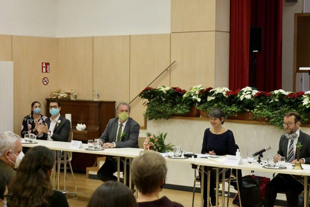 Sitzung der Bezirksvertretung