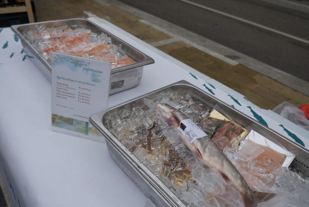 Vogl-Markt: Fischbauer