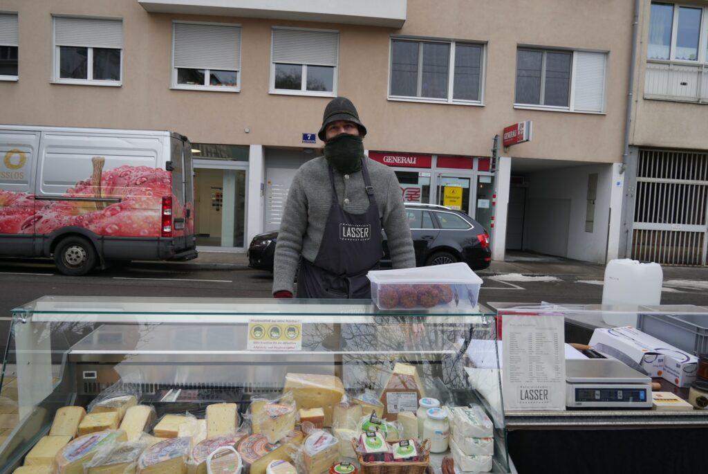 Vogl-Markt: Lasser