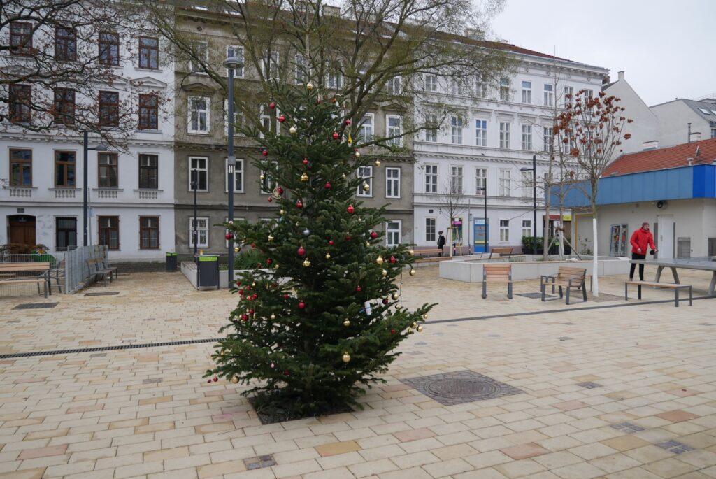 Vogl-Markt: Weihnachtsbaum