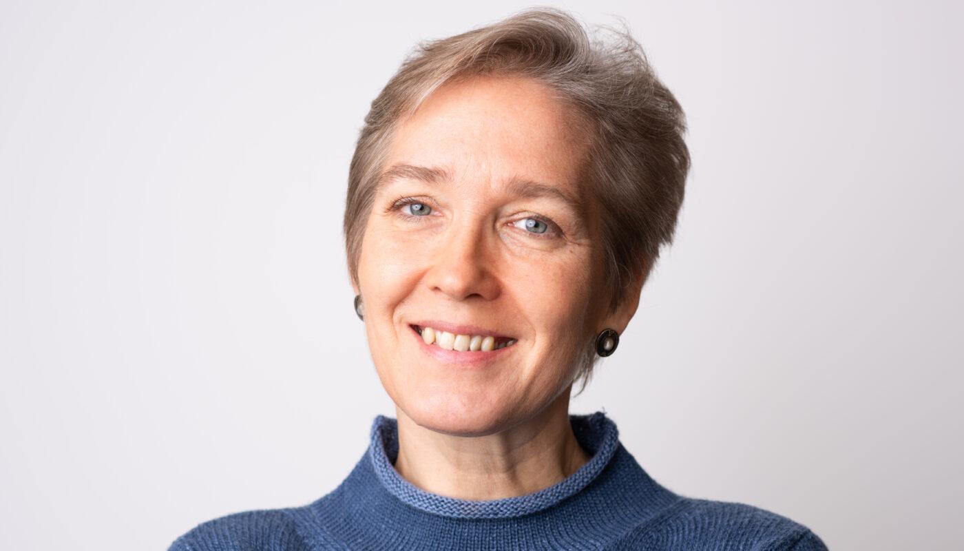 Barbara Ruhsmann Seniorenbeauftragte Währing