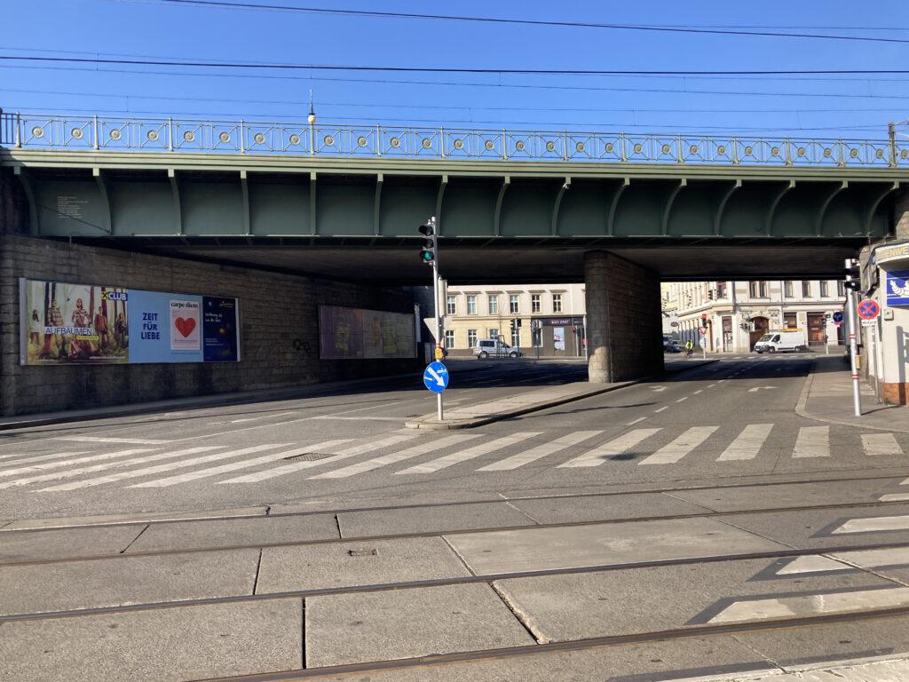 Gersthofer Platzl Unterführung