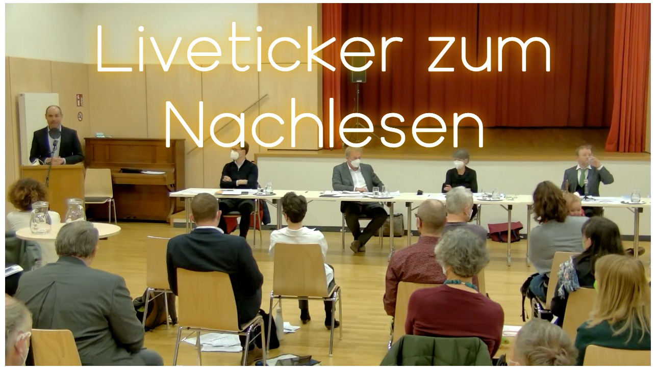 Sitzung der Bezirksvertretung Währing