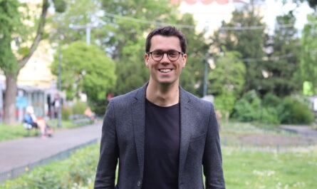 Bezirksvorsteherin-Stellvertreter Oliver Möllner
