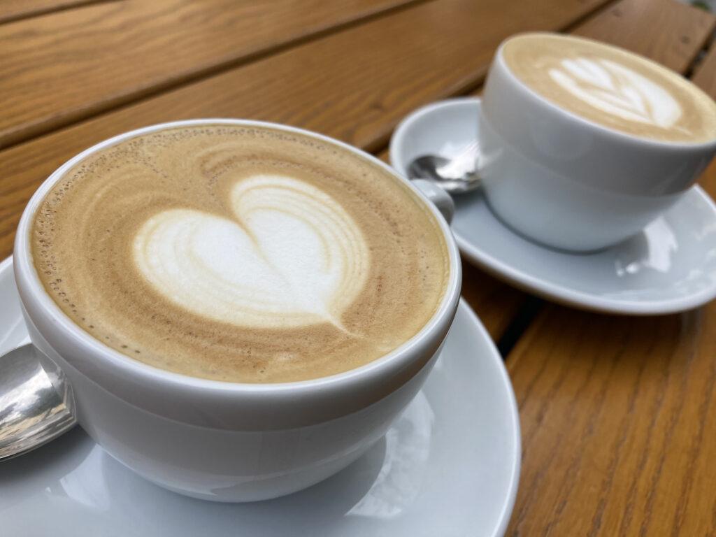 Markthummel-Kaffee