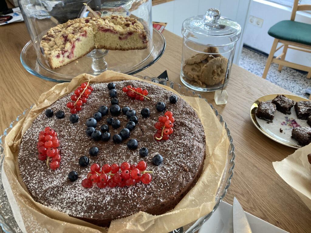 Markthummel Kuchen