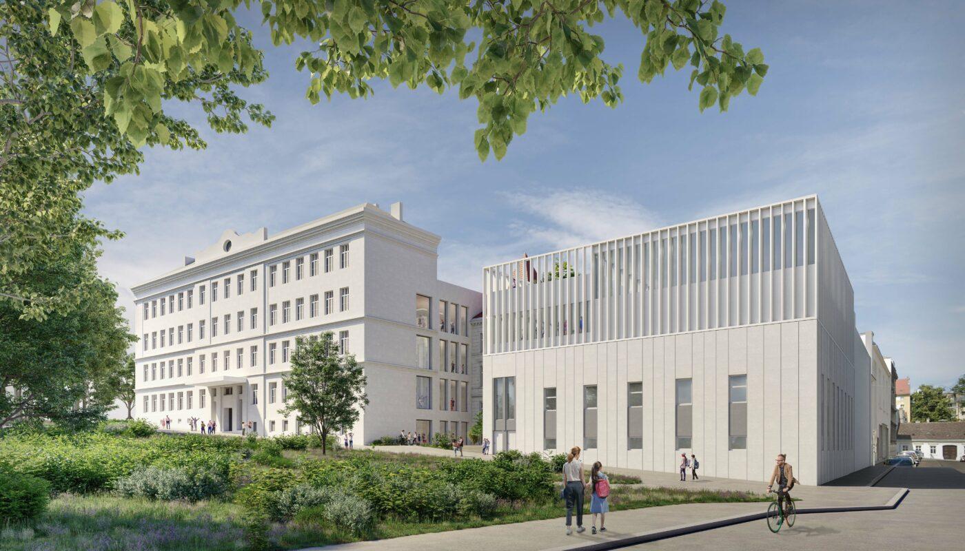 BG Klostergasse NEU @YF Architekten