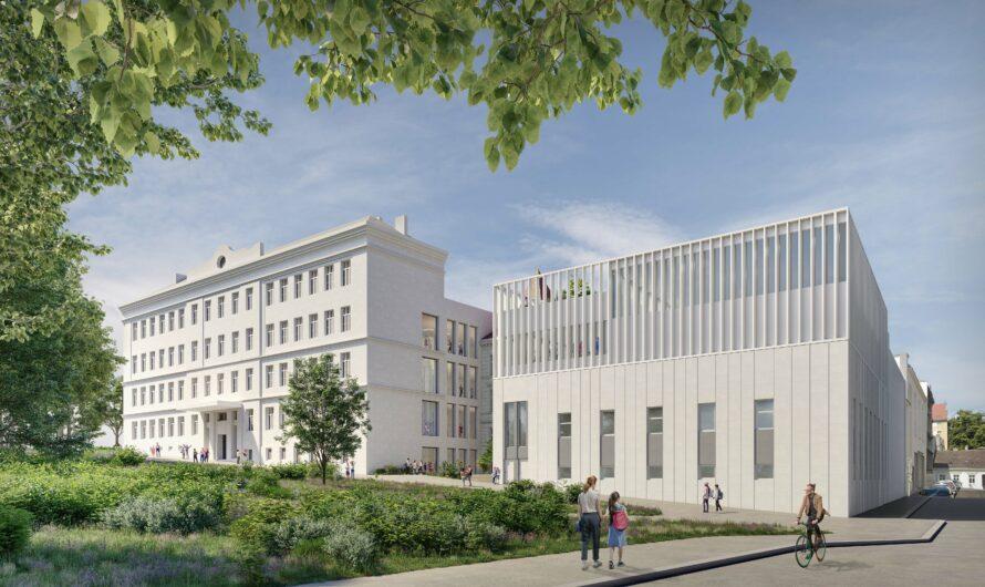 Plan für Umbau des  BG Klostergasse ist fix
