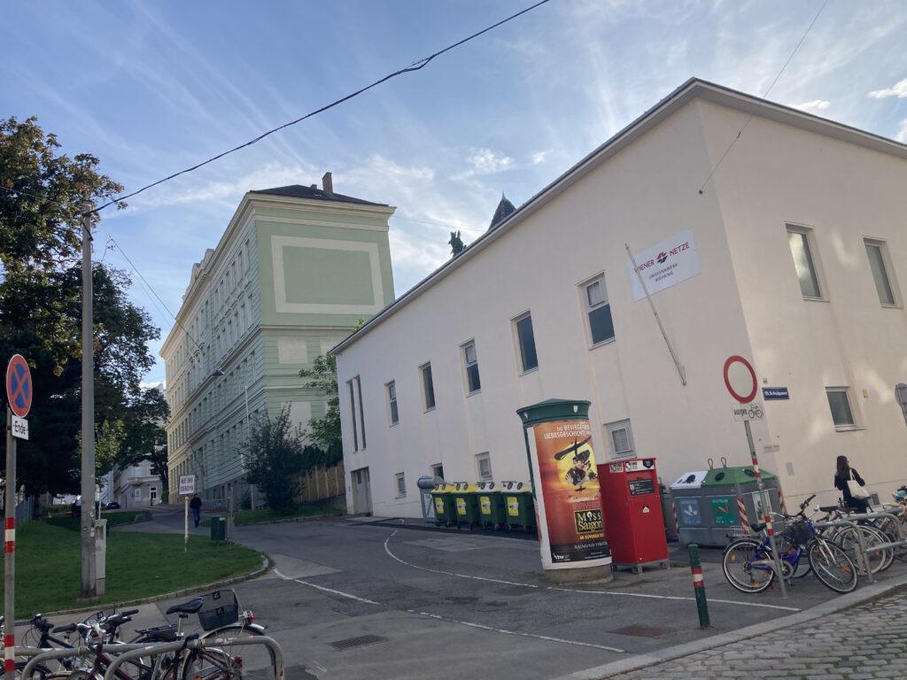 BG Klostergasse Jetzt