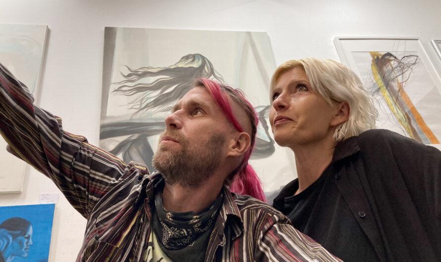 artwalk18: Spaziergang zur Kunst in Währing