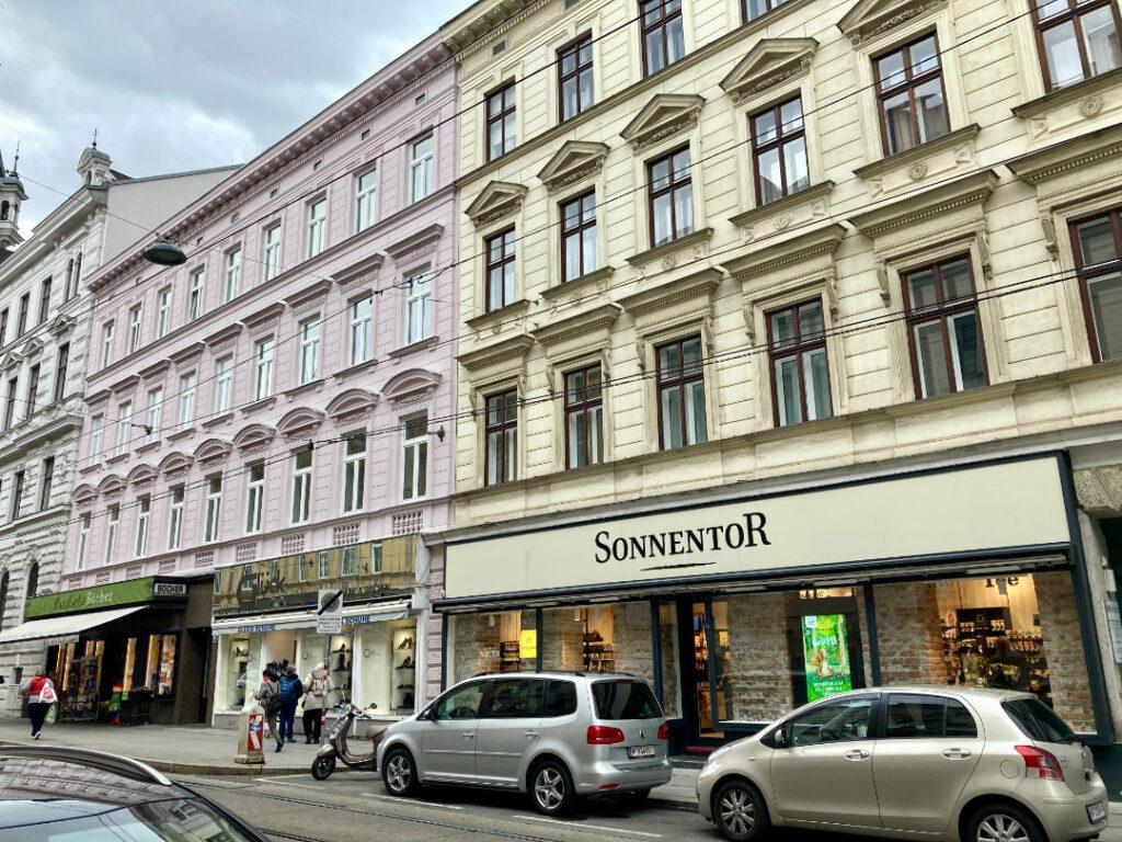 Sonnentor Währinger Straße