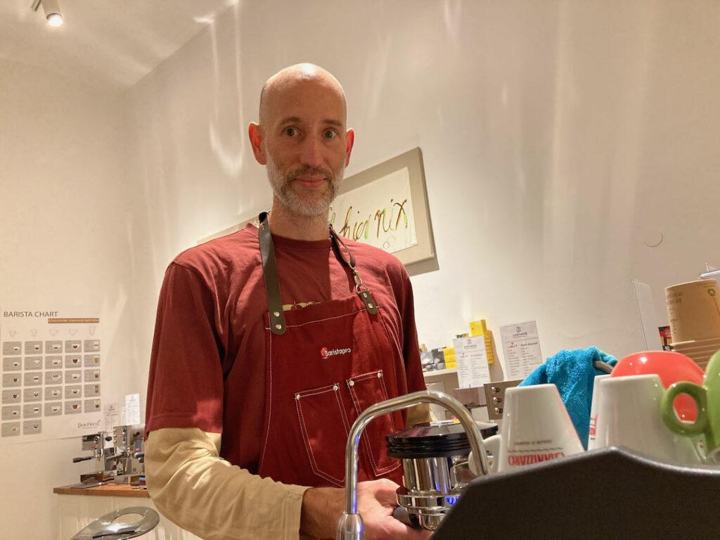 Bernd Richter Kaffeemaschine