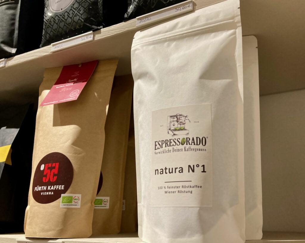 Espressorado Kaffee