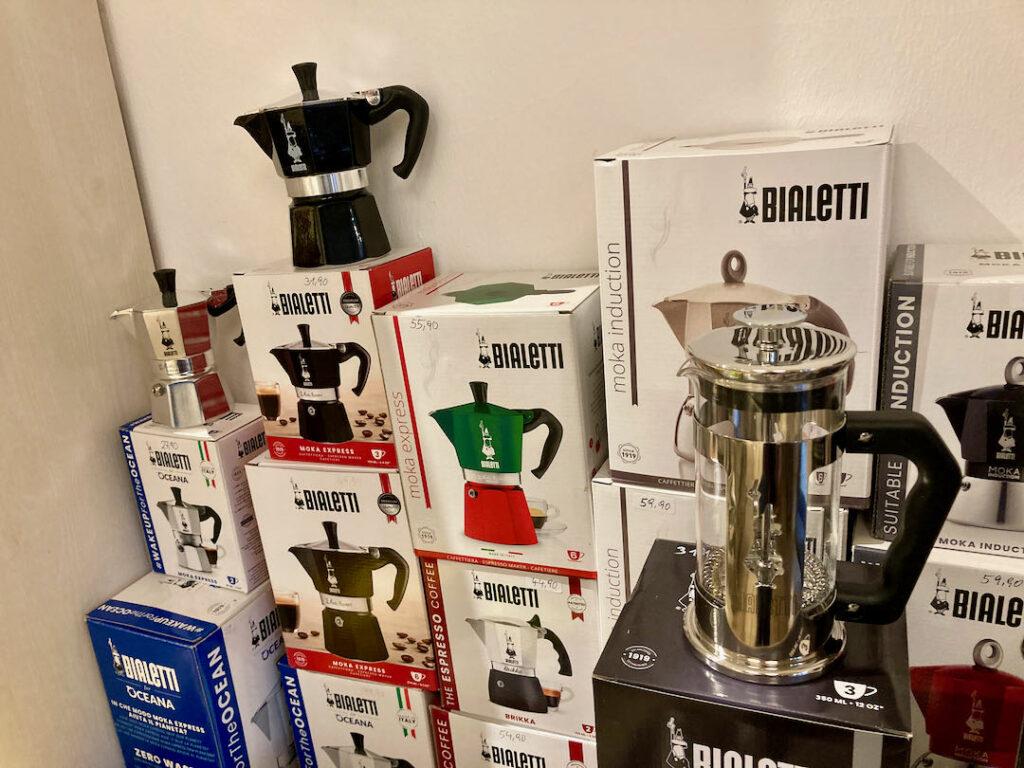 Mokkakannen Espressorado